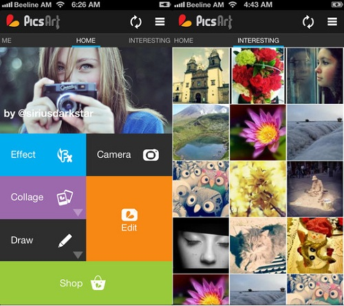 picsart app download apk for pc