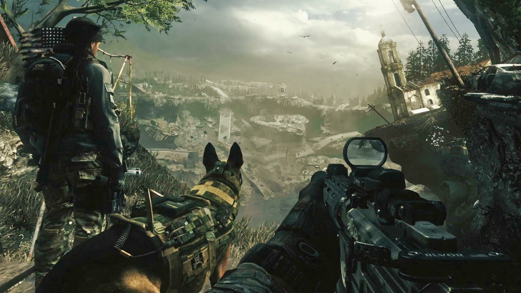 call of duty ghosts apk