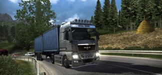 Euro Truck Simulator 2 For PC: Euro Truck Simulator 2 Download Free