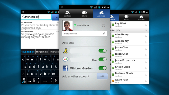 imo instant messenger free download for blackberry