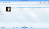 Windows Media Player Free Download : Windows_Media_Player_screenshot